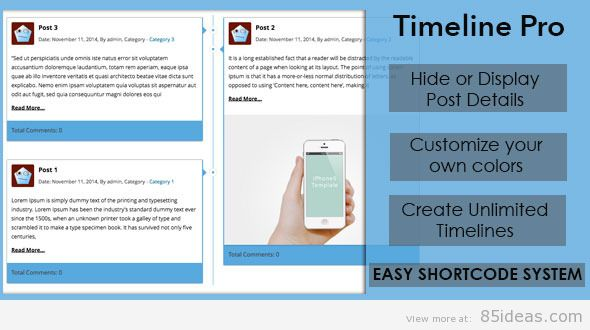 Top 10 jQuery Timeline Plugins You Must Know As A Developer