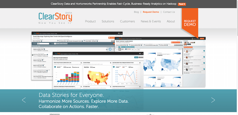 The New World of Data Intelligence   ClearStory Data
