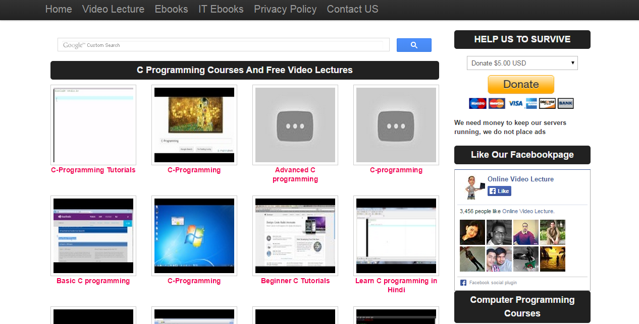 Lecture 1 | Programming Paradigms (Stanford) - YouTube