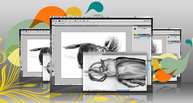 Adobe Photoshop - dummies