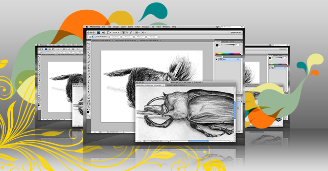 10 Free EBooks For Learning Photoshop for Beginners_670