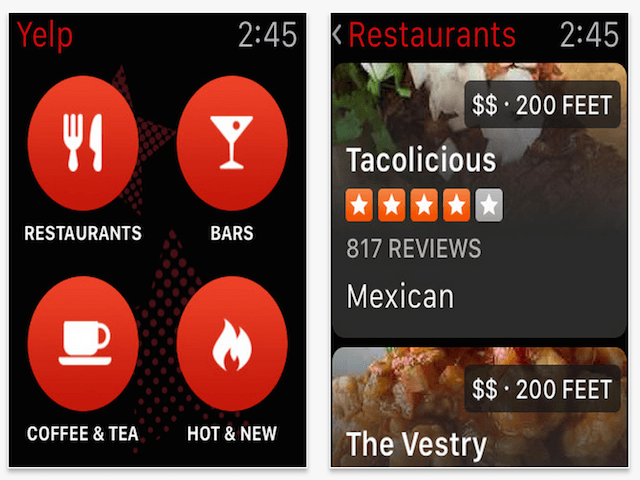 Yelp on the App Store on iTunes