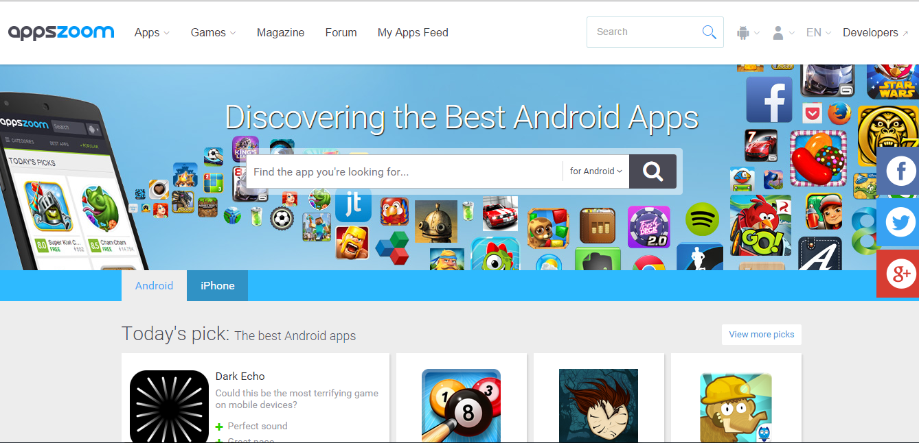 Top 8 App Stores To Publish Your Apps And Get Extra Traffic