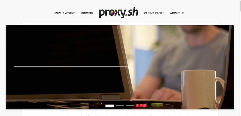 Privacy  now and cheap  Anonymous VPN tunnels from Proxy.sh