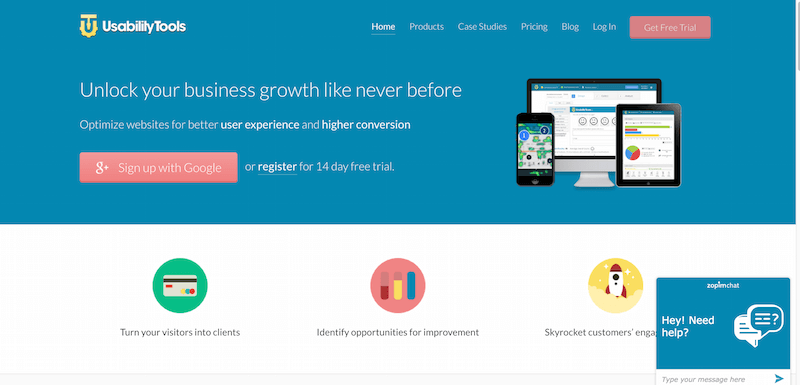 UsabilityTools Unlock your business growth like never before