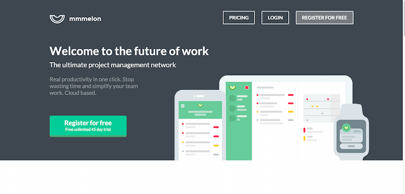 mmmelon tasks and workgroups