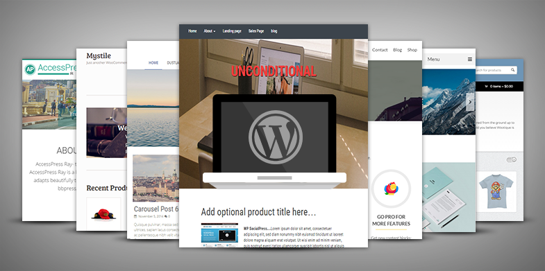 12 Best WordPress themes for E-commerce websites_785