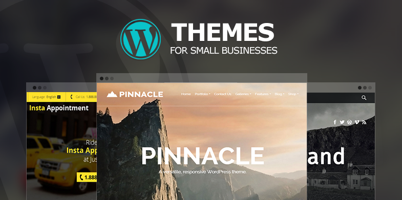 13 Best Free WordPress Themes for Small Businesses