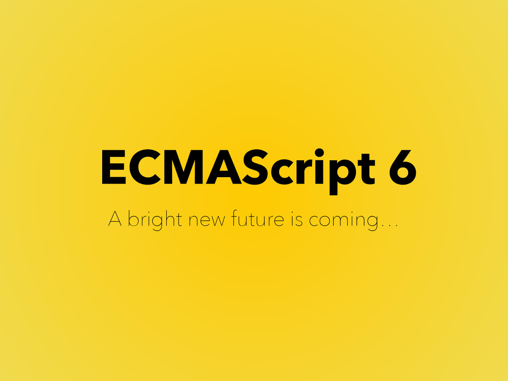 20 Resources on ES6 for JavaScript Developers