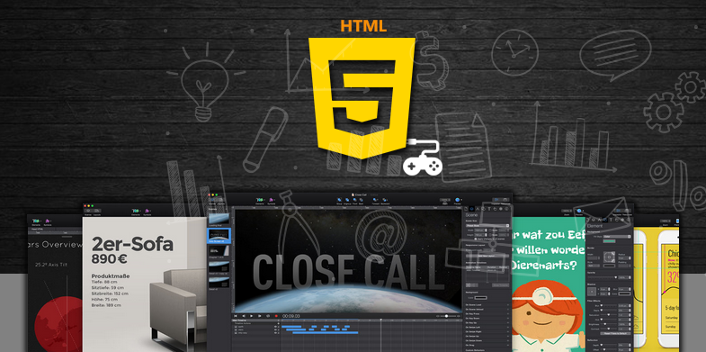 Top 12 HTML5 Animation Tools You Must Give a Shot_785