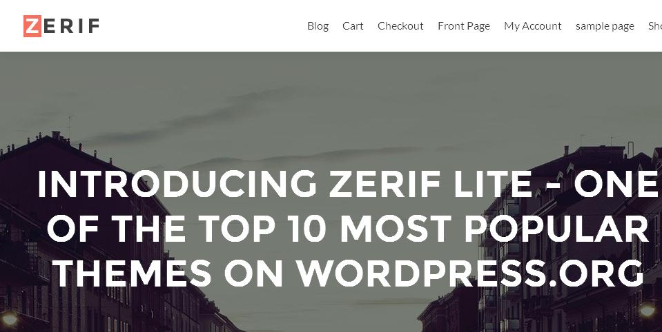 Zerif