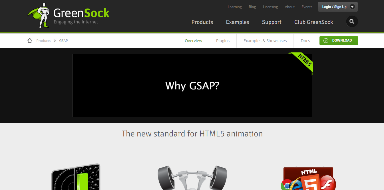 Top 12 Tools for Creating Animations with HTML5