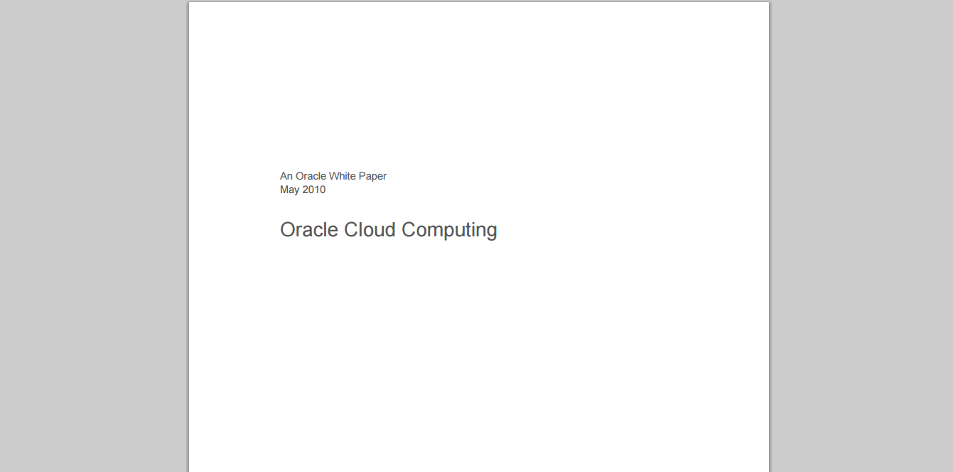 The 11 best free cloud computing resources for developers oracle baditri Gallery