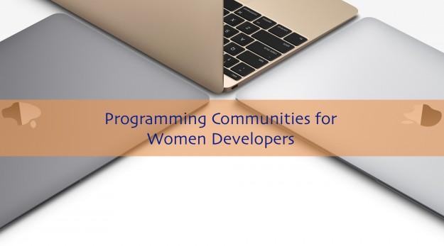 programming communities for women developers