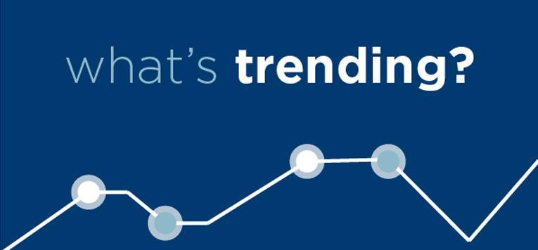 what is trending 2015