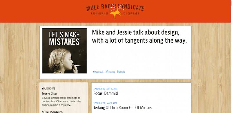 Mule Radio