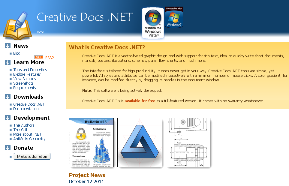 Creative Docs.NET