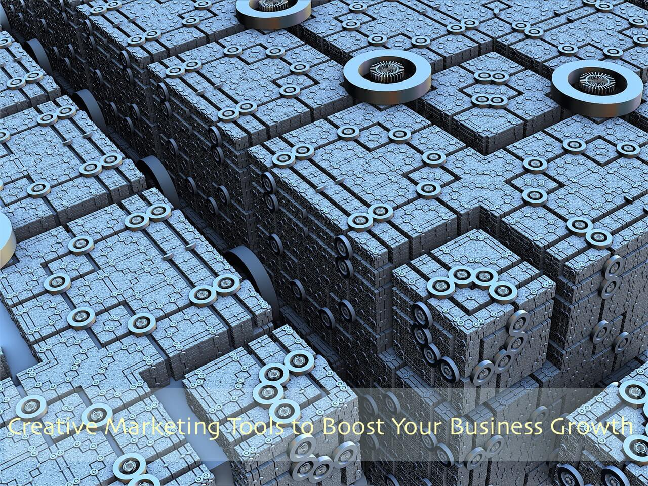 Creative Marketing Tools to Boost Your Business Growth