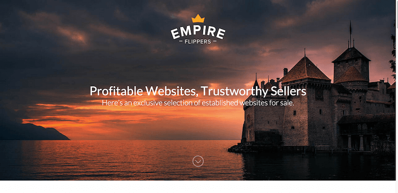 Established Websites for Sale on the Empire Marketplace