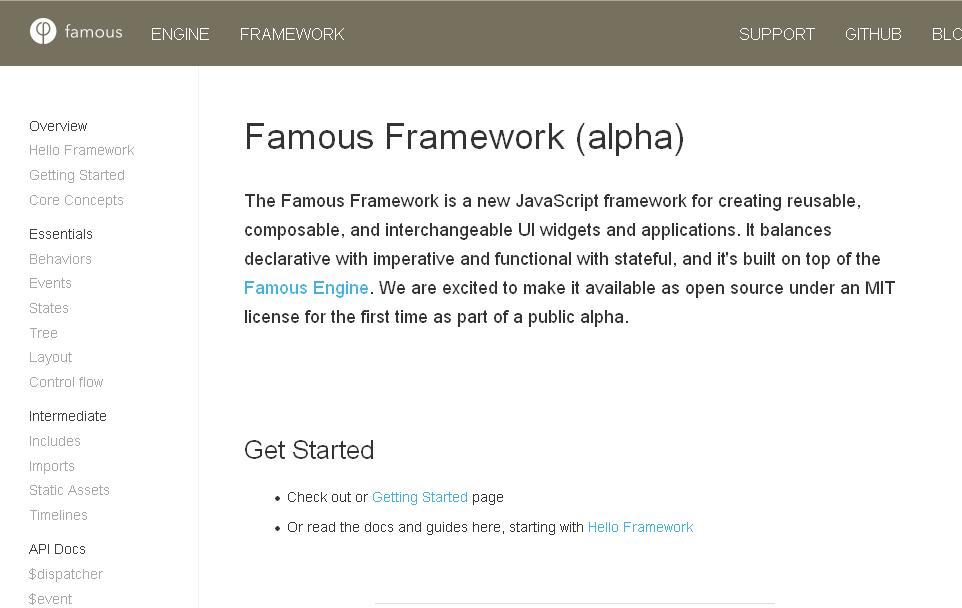15 Best JavaScript Frameworks for Developers