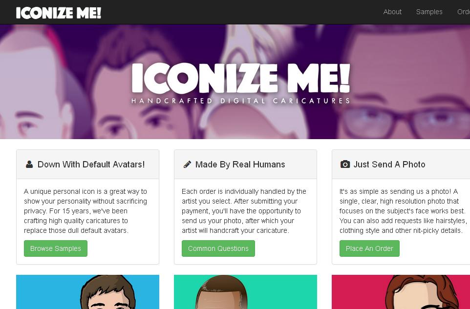 IconizeMe