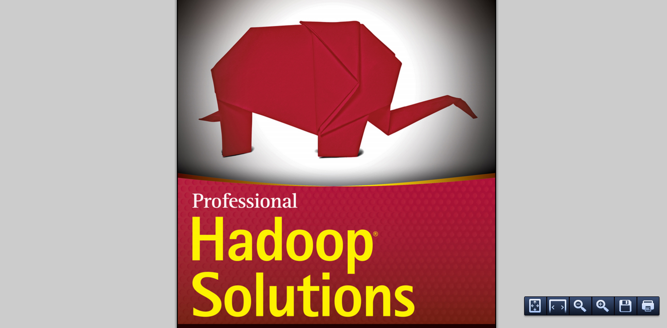 Professional Hadoop Solutions by Boris Lublinsky