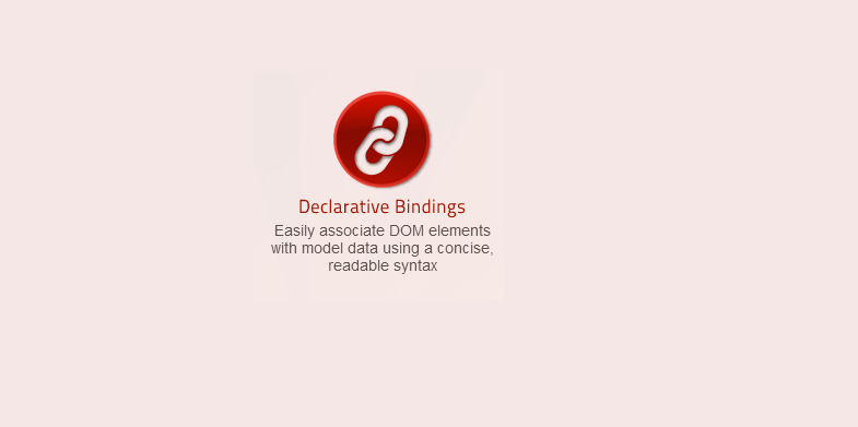 declarative bindings