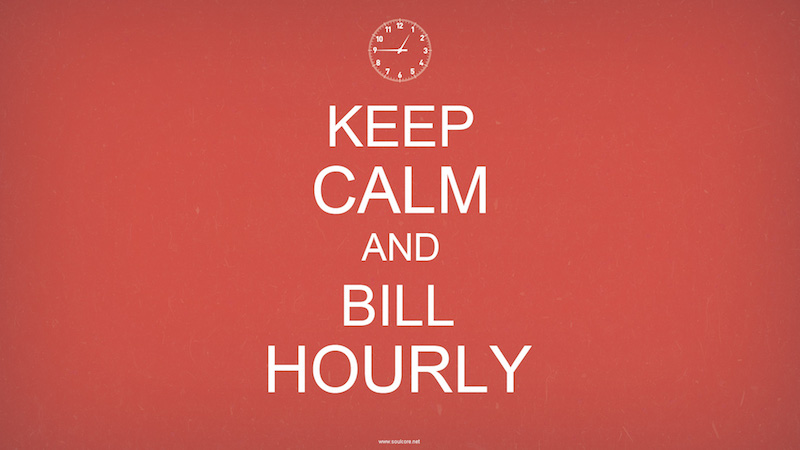 hourly bill