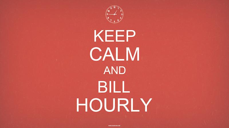 hourly bill