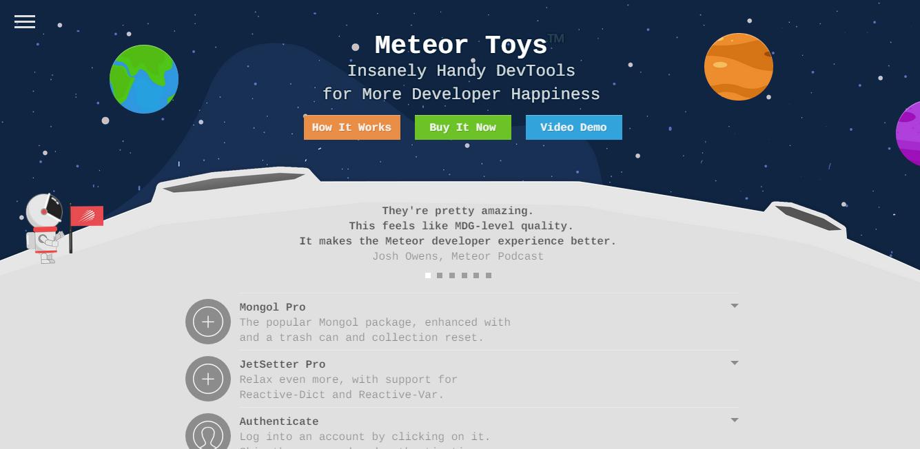 meteor.toys