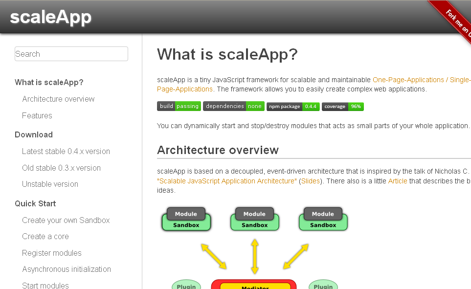 scaleApp