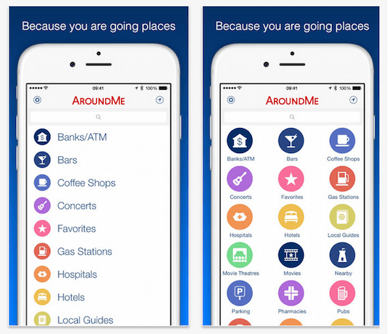 AroundMe on the App Store on iTunes