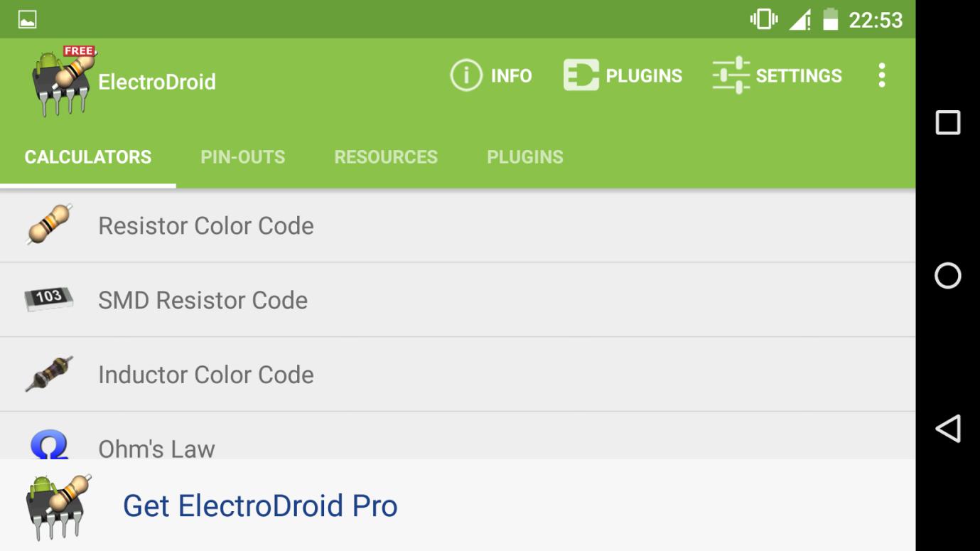 ElectroDroid