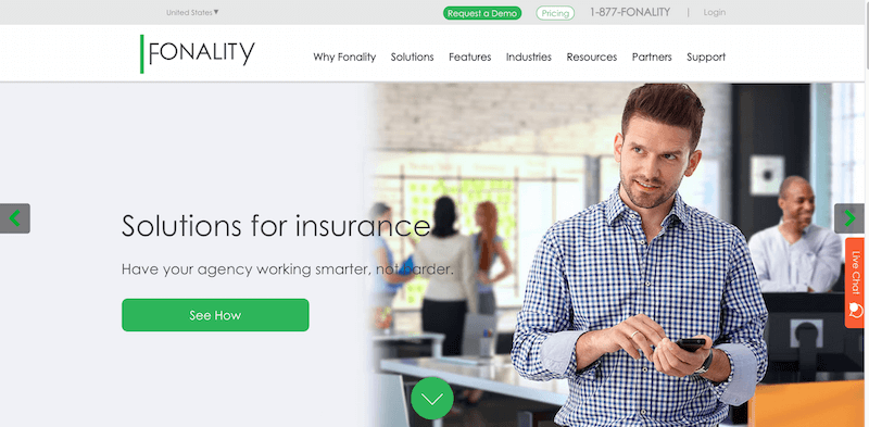 Fonality   Business VoIP for Growing Businesses