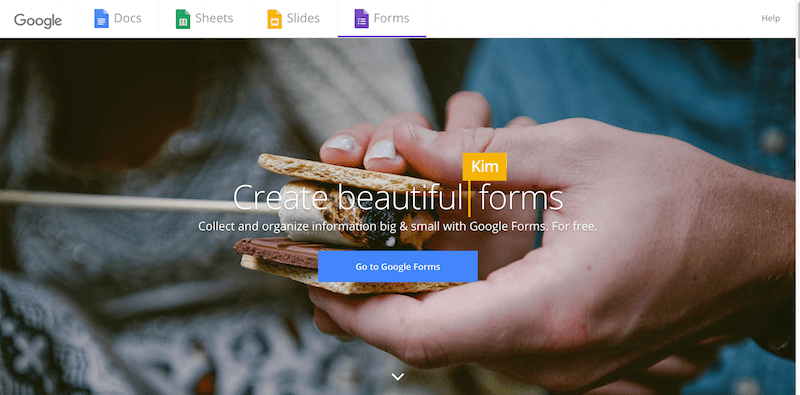 Google Forms   create and analyze surveys  for free.