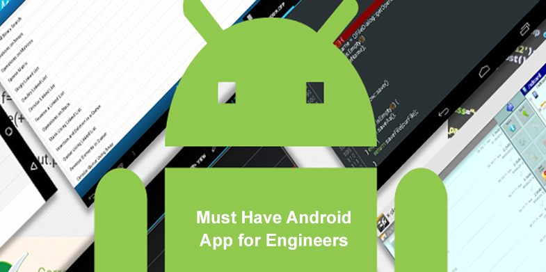 14 useful android apps for engineers. Black Bedroom Furniture Sets. Home Design Ideas