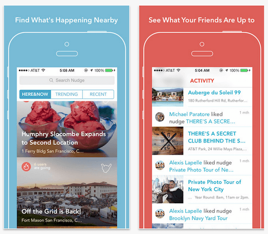 Nudge Activities Events Discover Things to Do Nearby City Guide on the App Store on iTunes