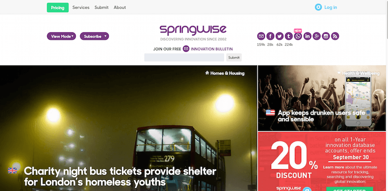 Springwise   Discovering Innovation since 2002
