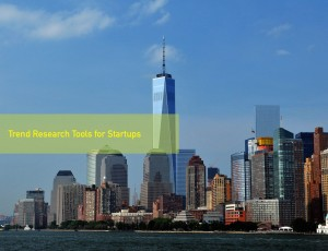 Trend Research Tools for Startups