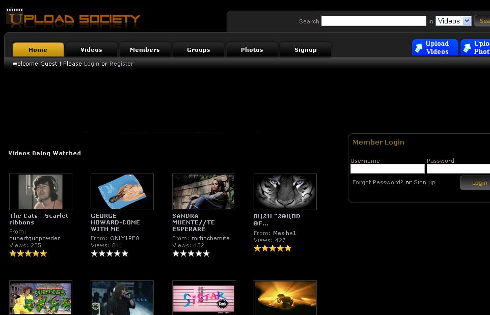 Upload Society
