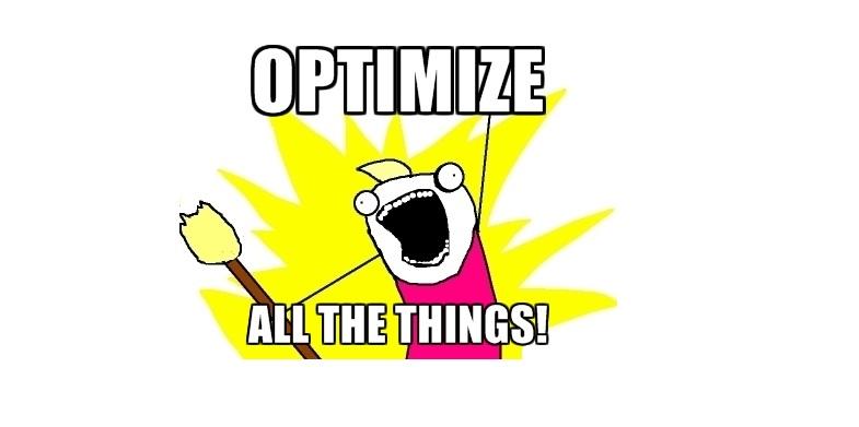 optimize content