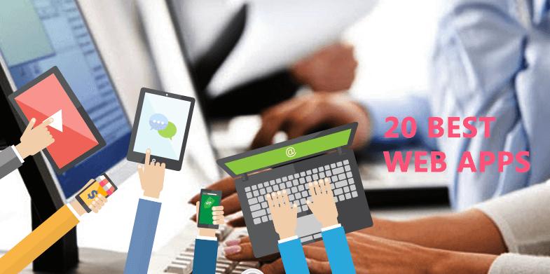 20 best web apps for freelancers