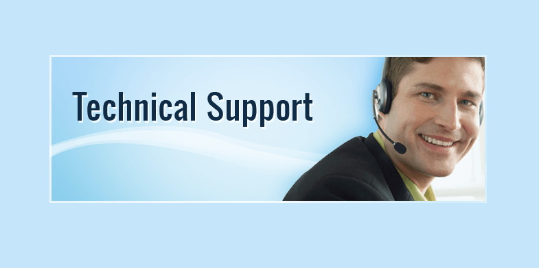 Offer technical support