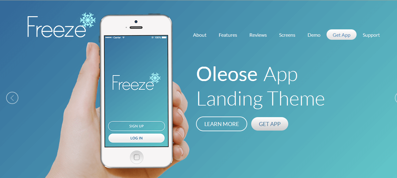 11 Free Bootstrap Landing Page Templates