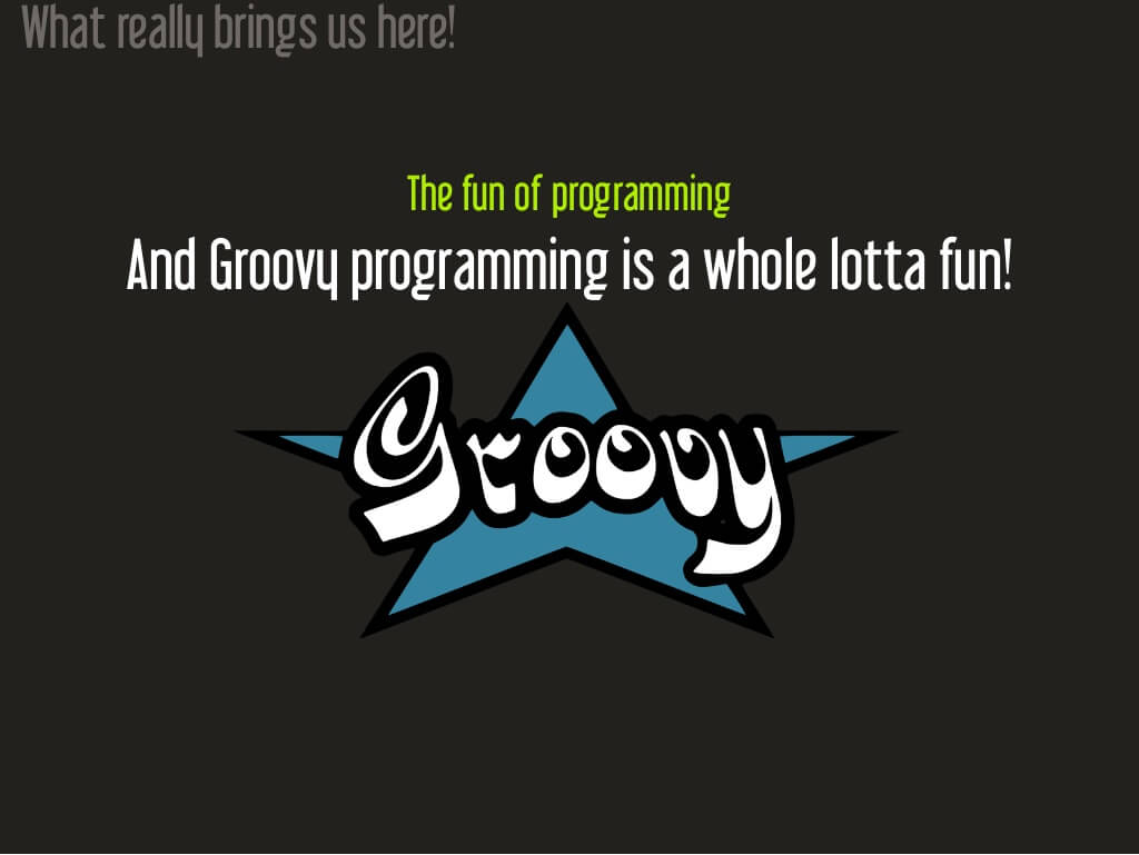 Resources for Groovy Developers