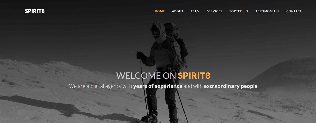 Spirit8