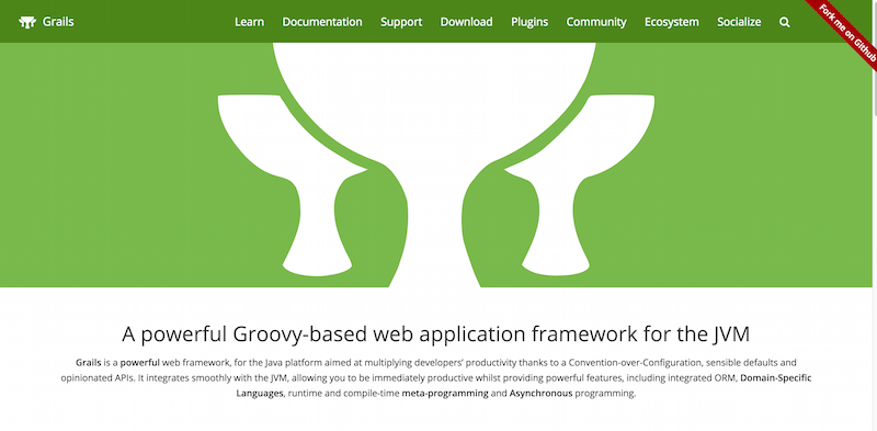 6 web frameworks for groovy grails malvernweather Gallery