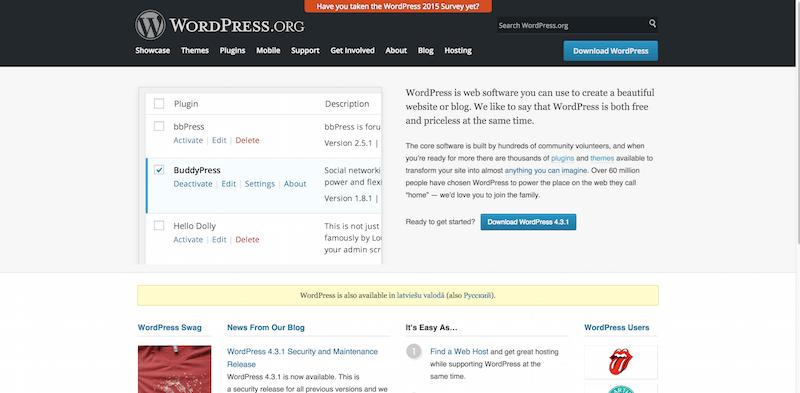 WordPress › Blog Tool Publishing Platform and CMS