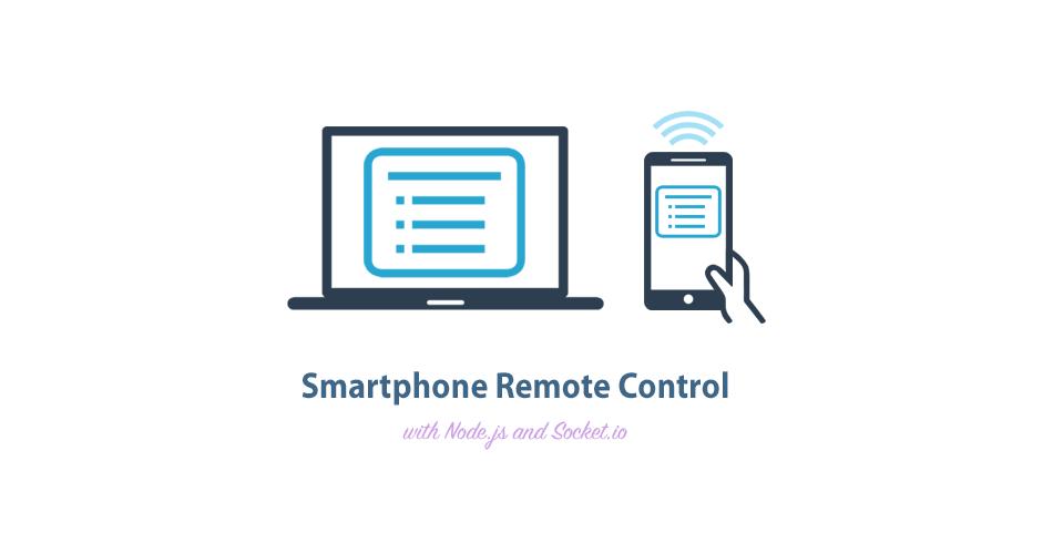 smart phone remote