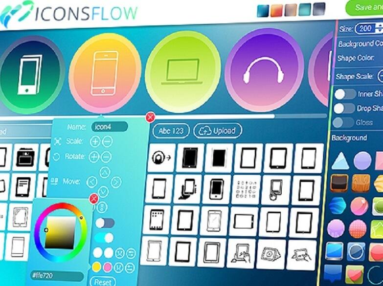 11. Iconsflow.com